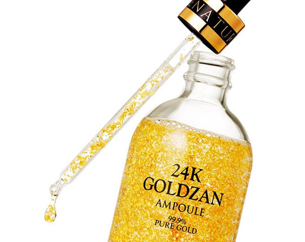 سرم جوانساز پرایمر طلا گلدزن GOLDZAN 24 K