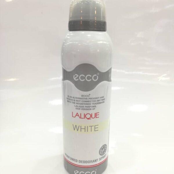 اسپری اکو مردانه لالیک وایت Spray ecco Lalique White For Men
